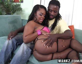 WANKZ- Samone Taylor Enjoys Working