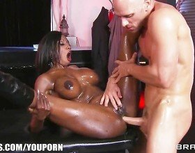 johnny sins Destroy black Girl